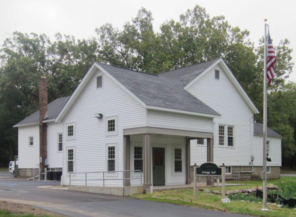 Grange Hall, Oshtemo Township